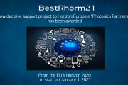 "BestPhorm21 – a new decisive support project to Horizon Europe's ""Photonics Partnership"""